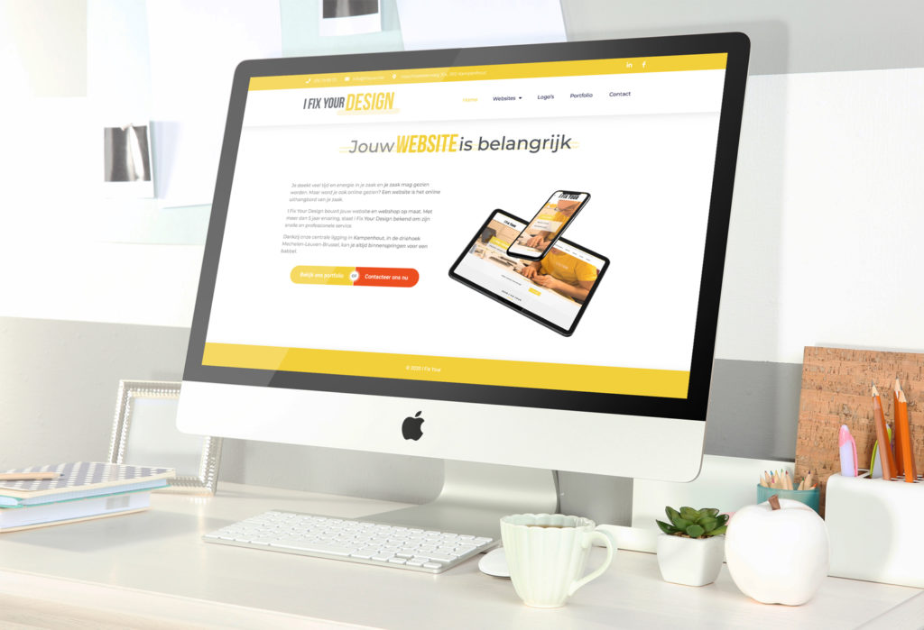 Website I Fix Your Design