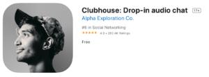 Alles wat je moet weten over de app Clubhouse
