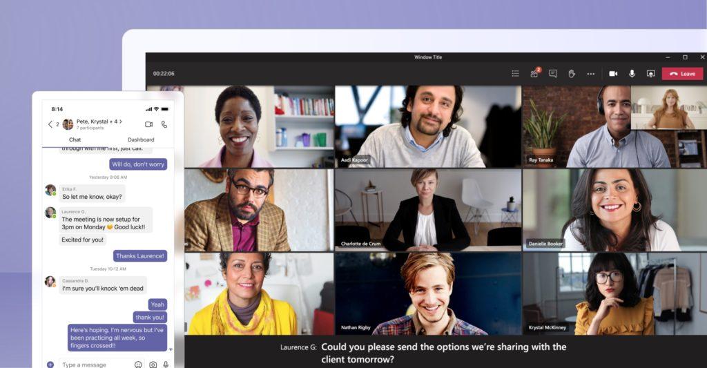 Microsoft Teams inclusief Office 365 kopen bij I Fix Your