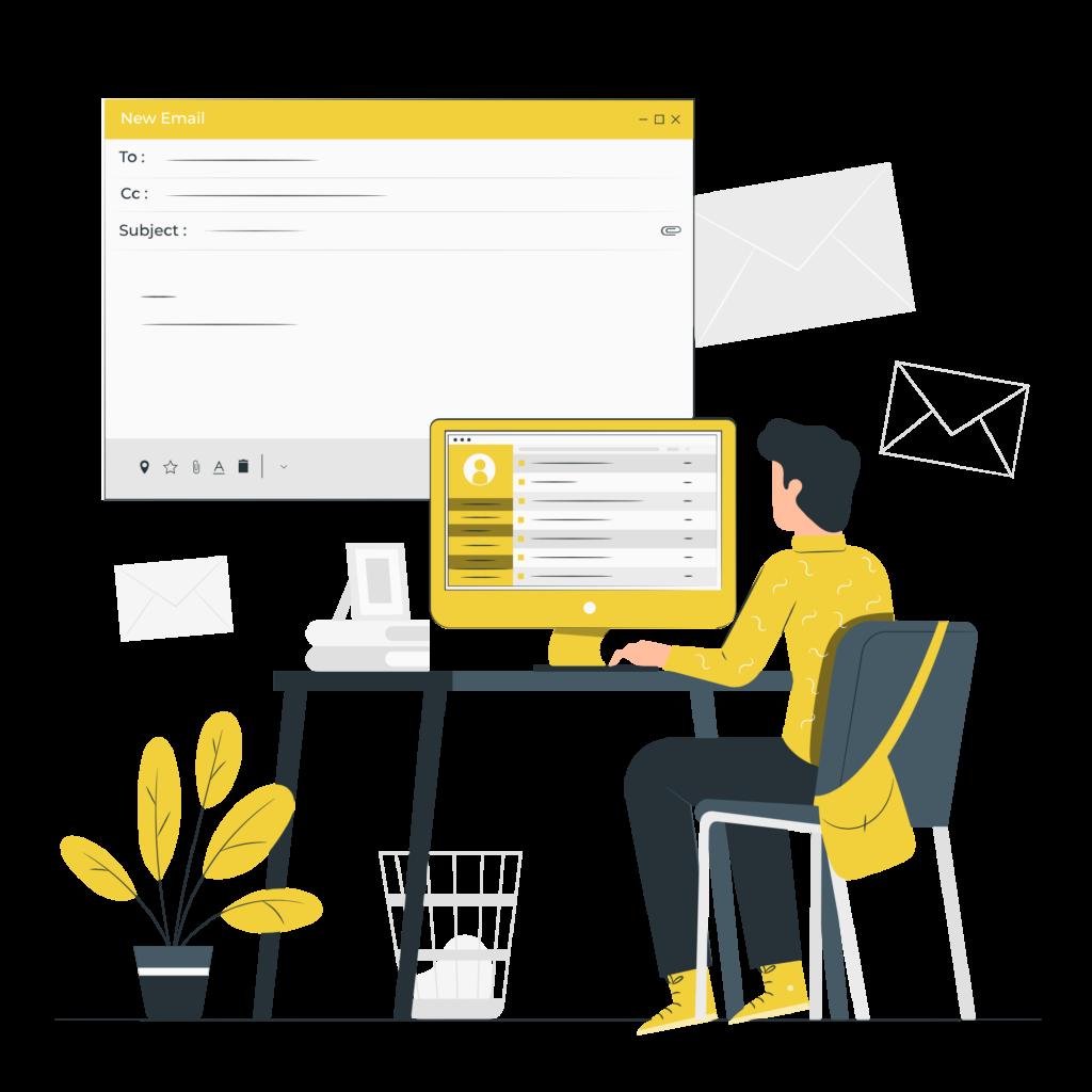 Zakelijke email