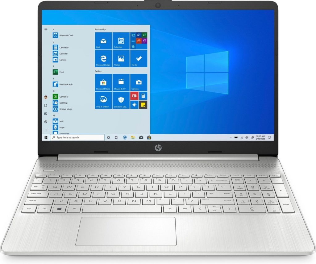 HP Notebook AMD Ryzen 5 5500U